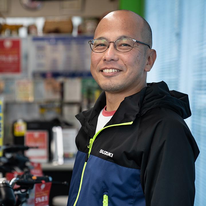 株式会社リブロード 代表取締役専務 竹馬伸也