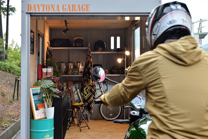 バイク用ガレージ販売・設置