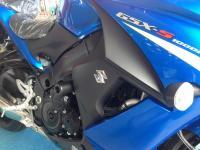 GSX-S1000/F共通パーツ。エンジンプロテクター全2種類