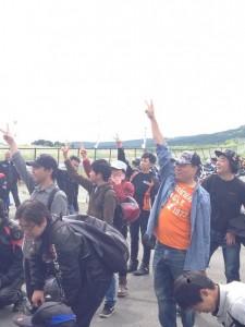 6月17日(日)オートポリスサーキット場に行ってきました!