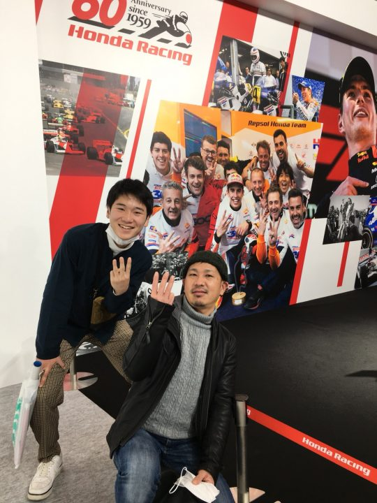 2019 福岡モーターショーに行ってきました!